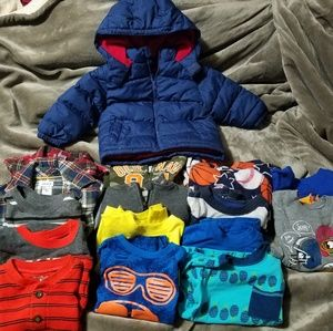 18 months -2T Boys Clothes. All GREAT condition!